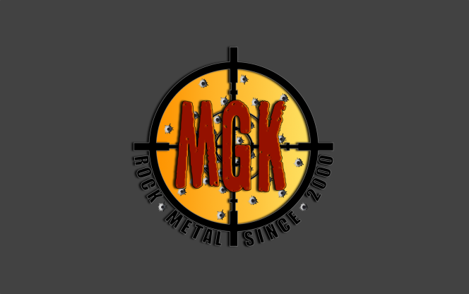 MGK round colour logo