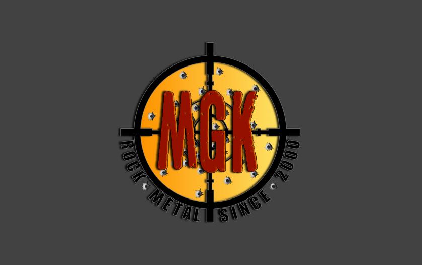 MGK round colour logo